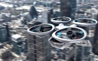 Audi decided to stop the development of a flying taxi