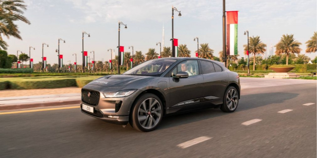 Jaguar will have a crewless car on I-Pace base