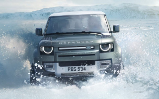 The new Land Rover Defender will have a 500-horsepower BMW engine