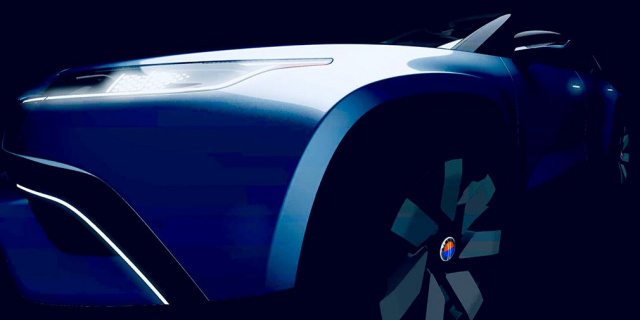 The debut of an electric Fisker SUV will be soon