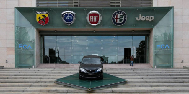 Fiat Chrysler confirms possible merger with Peugeot