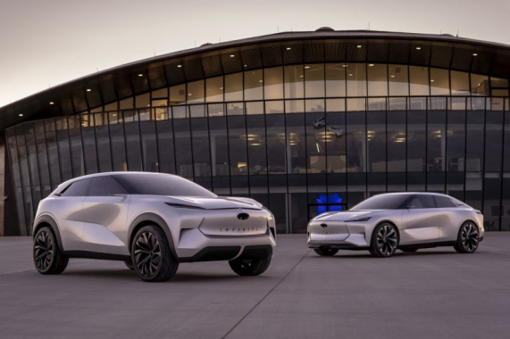 Infiniti plans to release five new products