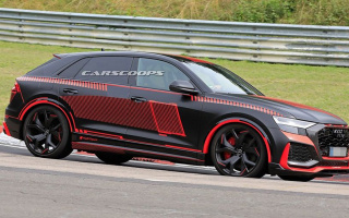 Hot Audi Q8 is now the fastest Nurburgring crossover (VIDEO)