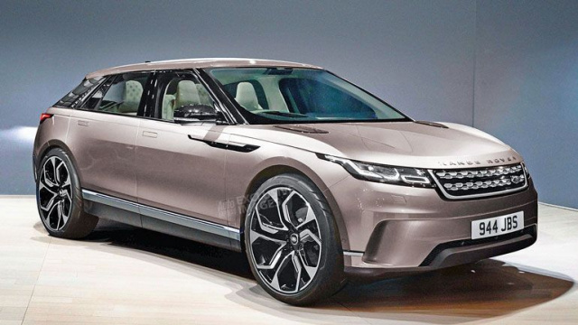 Land Rover is preparing a completely new SUV