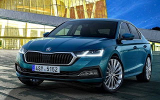 New generation Skoda Octavia officially debuted