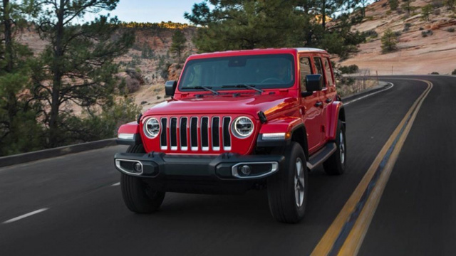 Jeep Wrangler will appear with diesel engines