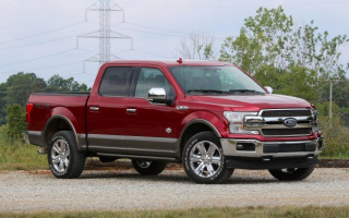 Ford's most famous US pickup responds to repairs