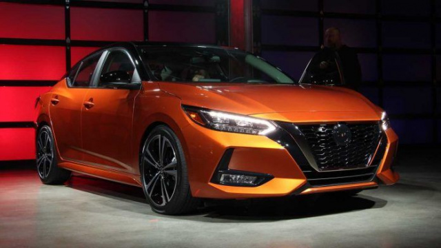 The new generation of Nissan Sentra successfully debuted