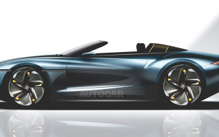 Bentley will prepare a luxury convertible