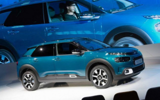 Citroen C4 Cactus will turn into an electric car