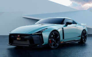 Italdesign Nissan GT-R50 will be available from 2020