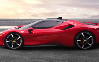 Ferrari decided not to create an electric supercar until 2025