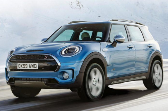 New Mini Clubman became an SUV