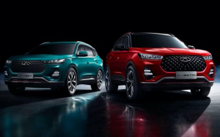 New Chery Tiggo 7 prepares two modifications