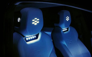 Fisker electric SUV will introduce special illumination of seats