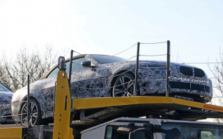 BMW prepares new 4-Series Convertible