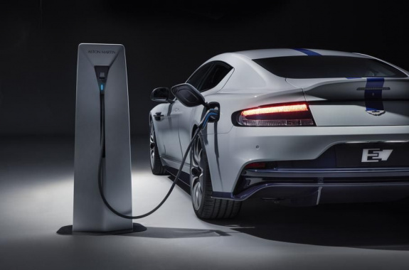 Aston Martin completely abandoned its first electric car