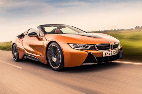 The sports car BMW i8 will cease to exist in the spring