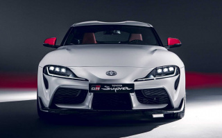 For Europe prepared budget Toyota Supra