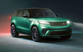New Range Rover Sport more declassified