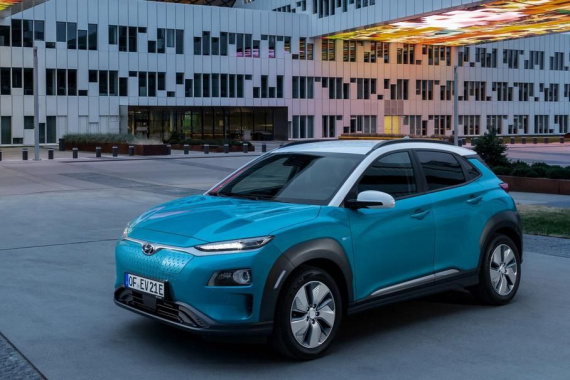 Electric Hyundai Kona conquered the record height of Tibet