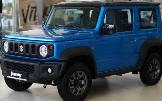Suzuki Jimny will say goodbye to Europe soon