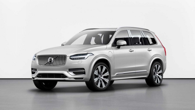 The new-generation Volvo XC90 will be an electric car