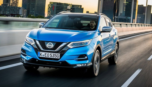The premiere of a new Nissan Qashqai will be held in September
