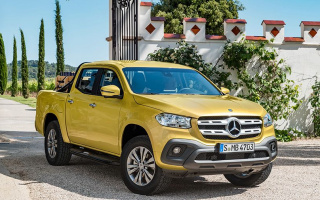 Mercedes-Benz says goodbye to X-Class pickup