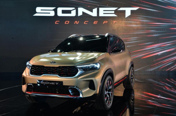 Crossover Kia Sonet will receive global status