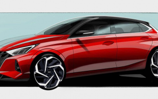 The new Hyundai i20 will provide two 10-inch displays