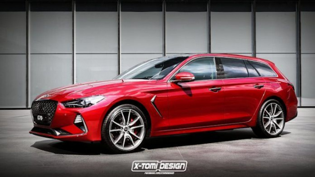 Genesis G70 wagon can come to Europe
