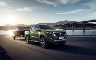 Peugeot will introduce a new pickup