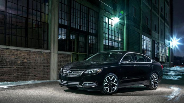 Chevrolet Impala is a discontinued product