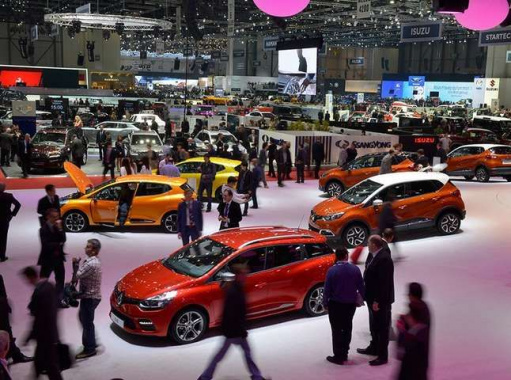 Geneva auto show canceled due to coronavirus