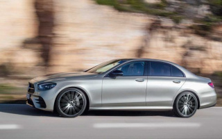 Mercedes-Benz E-Class updated