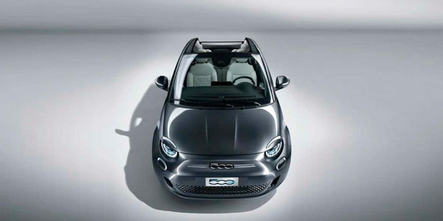 The new Fiat electric car estimated at 38,000 euros