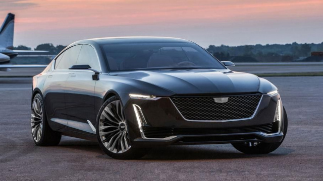 Cadillac flagship sedan called Celestiq