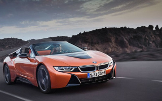 Production of BMW i8 Sport Hybrid coming to the end