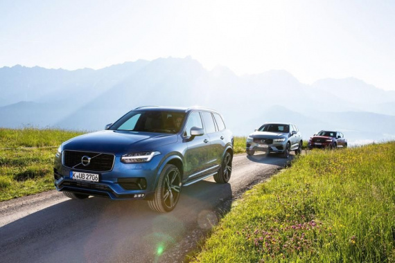 Volvo started recalling nearly 737 thousand cars worldwide