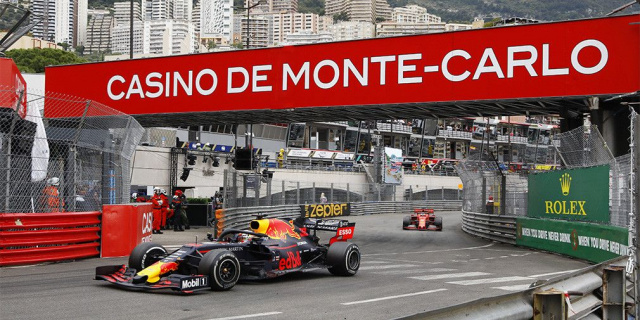 Monaco Grand Prix Formula 1 first canceled in the past 66 years