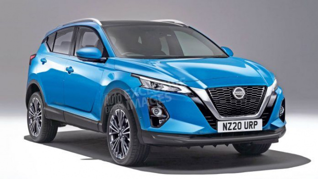 The new Nissan Qashqai will get two hybrid versions