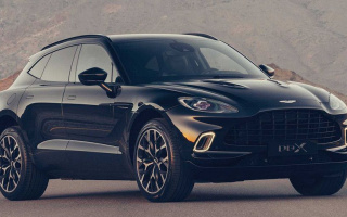 Aston Martin will create an opponent for the Mercedes GLS and BMW X7
