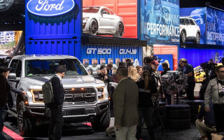 Detroit Motor Show of a new format will not take place