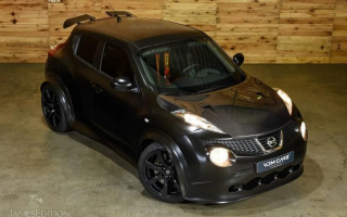 Exclusive and extremely powerful Nissan Juke sells for $649,500