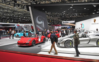 Paris Motor Show will change its format