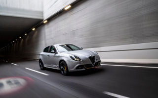 Alfa Romeo Giulietta leaves the production