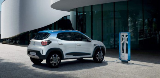 Renault is preparing a new electric SUV for 2021
