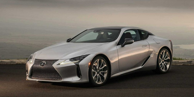 With updates, Lexus LC turned out much easier