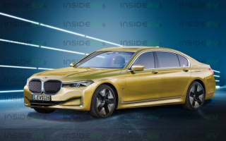 BMW i7 officially confirmed
